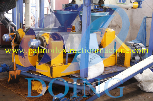 palm oil press machine of palm oil mill plant