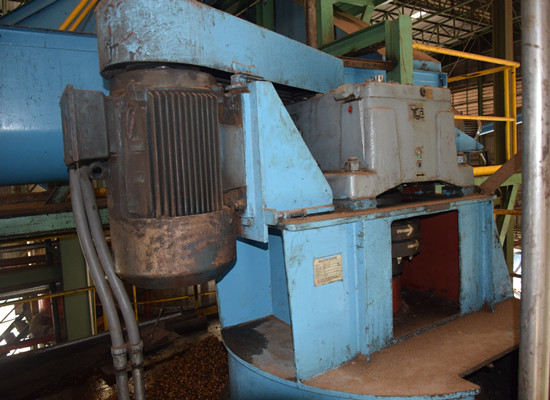 Palm kernel crushing machine popular in Malaysia