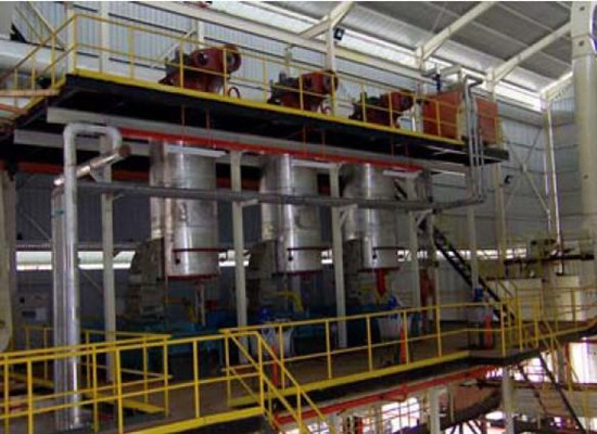 Crude Palm Oil Processing Plant in Philippine