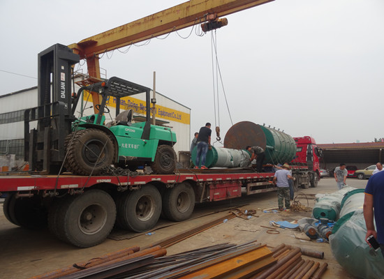 DOING 60TPD palm kernel oil processing machine is ready for delivery