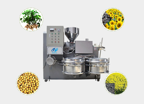 Automatic widely used cooking oil expeller