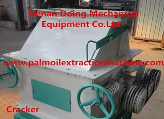 The latest palm kernel oil crushing machine
