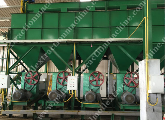 New-style palm kernel oil extraction machine