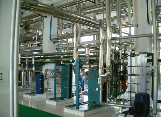 Different typs of crude palm kernel oil refinery plant
