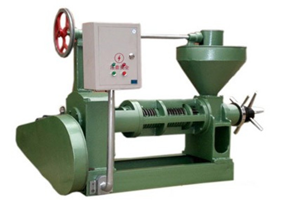 6YL-120 oil press machine