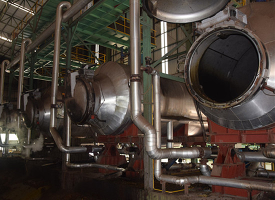 Red palm oil manufacturing process machinery