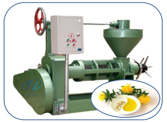 Home use oil press machine