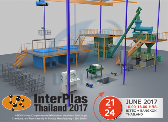 We will attend 2017 InterPlas Thailand Exhibition