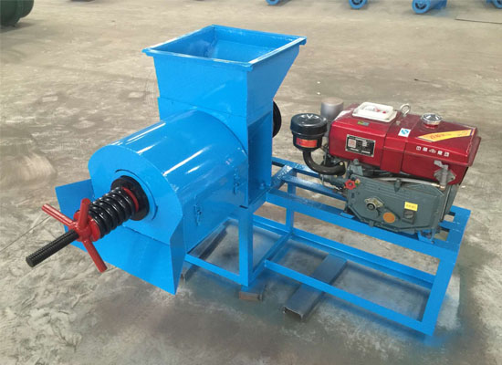 500kg/h palm oil expeller