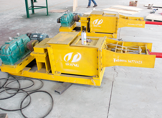 Malaysia customer ordered 1 set of 1tph plam oil expeller machine