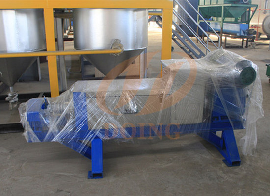 3tph palm oil pressing machine running video