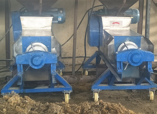 3tph palm oil press production line in Nigeria