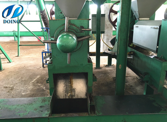 0.5-2tph palm kernel oil pressing line, palm kernel oil extraction machine