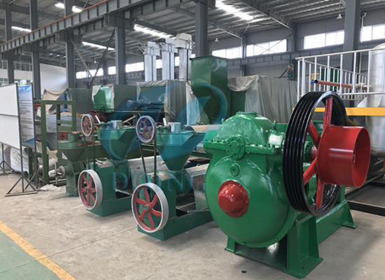 Cote d'Ivoire 1tph palm kernel oil expeller machine is ready for delivery