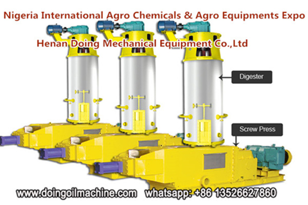 We will attend Nigeria International Agro Chemicals & Agro Equipments Expo