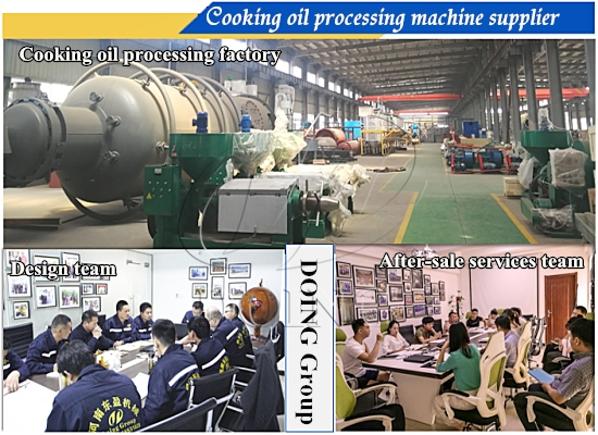 How to choose suitable palm oil processing machine supplier?