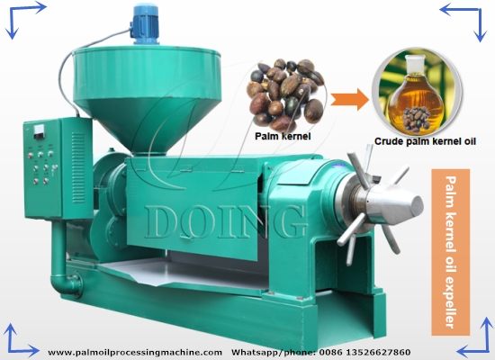 Where can one get palm kernel nut cracker machine in Nigeria?