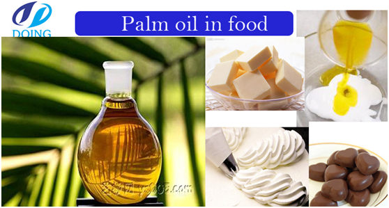 palm oil in food