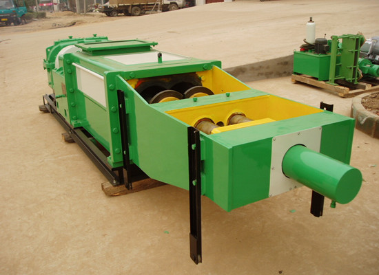 double screw palm oil press machine