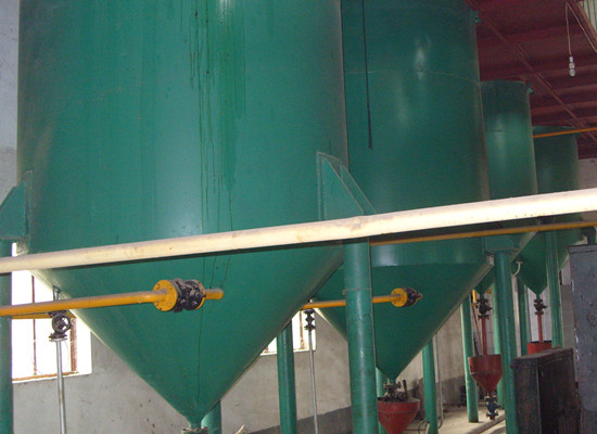 palm oil refining processing machine