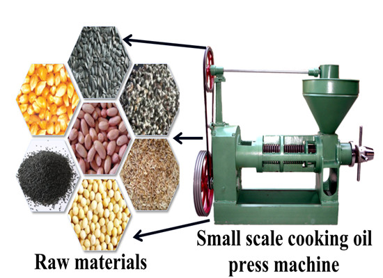 screw press machine