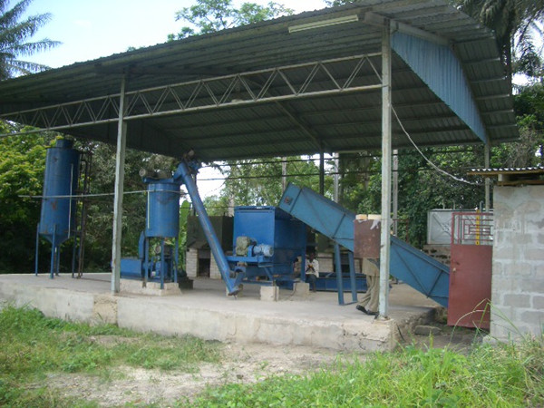mini palm oil mill