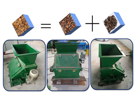 palm kernel separating machne