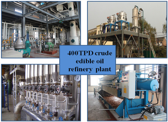 palm kernel oil refining machine