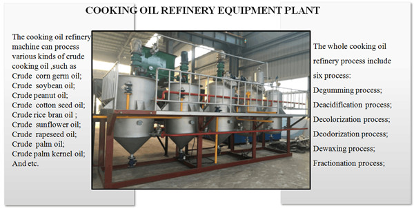 palm oil reifning process