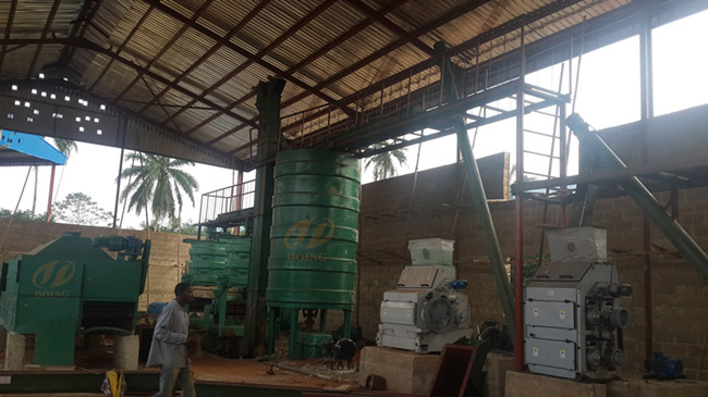 oil seeds pretreatment and pressing machine