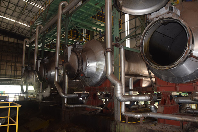 palm oil manufacturing process