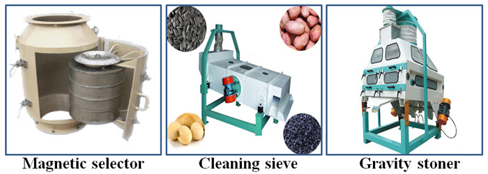palm kernel cleaning machine