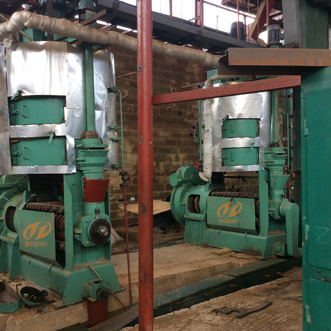 palm kernel press machine