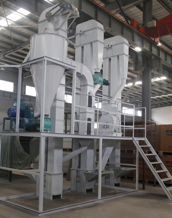 palm kernel & shell cracking and separating machine