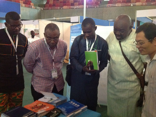 nigeria abuja international agricultural machines exhibition
