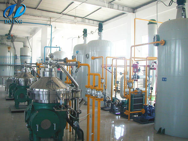 palm oil degumming machine