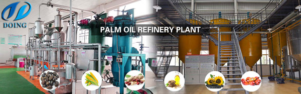 palmoil refining machine