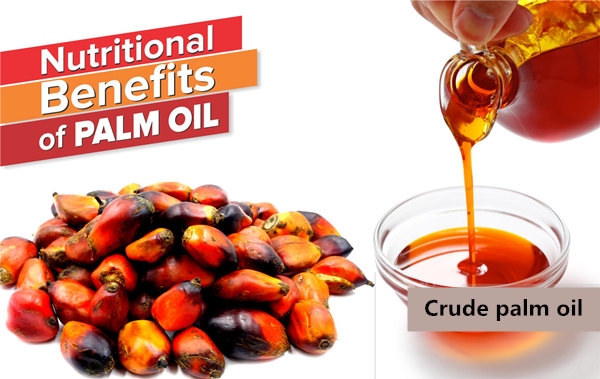 Various Uses of Red Palm Oil