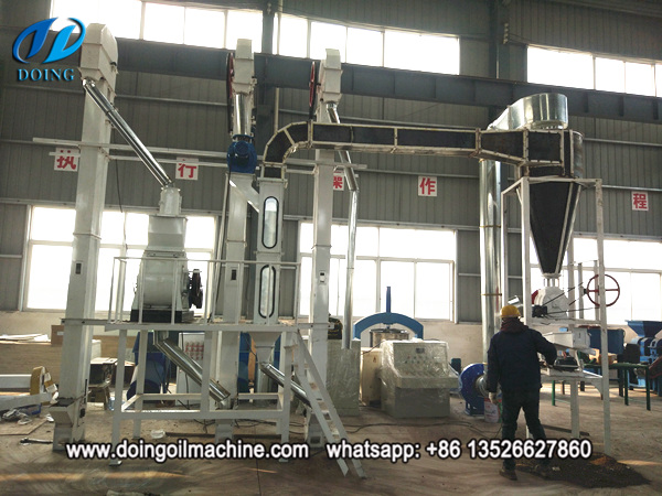 palm kernle oil production machine