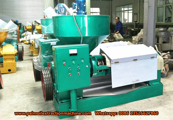 palm kernel crusher machine